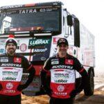 Ignacio Casale disputará el Dakar 2021 en la categoría camiones