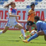 La Roja Femenina cayó en su primer partido ante Zambia