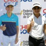 Lukas Roessler y Antonia Matte ganaron el Campeonato FChG I