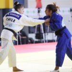 Mary Dee Vargas gana medalla de bronce en el Campeonato Panamericano de Judo