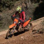 Matteo de Gavardo sube en el ranking de su categoría en el  Campeonato del Mundo de Moto Enduro