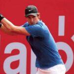 Nicolás Jarry cayó en la primera ronda de un nuevo M15 Santo Domingo