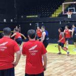 La Roja del Básquetbol inició sus entrenamientos en Buenos Aires