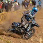 Ruy Barbosa abandonó en la fecha final del Nacional Italiano de Moto Enduro