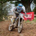 Ruy Barbosa vivió una difícil jornada en el Campeonato del Mundo de Moto Enduro
