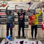 Ruy Barbosa logró el subcampeonato de la categoría Junior 1 en el Campeonato Mundial de Moto Enduro