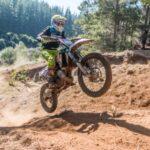 Tania González debutará en el Campeonato Mundial de Moto Enduro