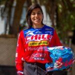 Tania González cerró su primera actuación en el Campeonato del Mundo de Moto Enduro