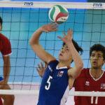 """Thomas Acevedo: """"Espero dedicarme al volleyball de manera profesional"""""""