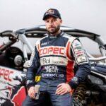 """""""Chaleco"""" López llegó a Jeddah para disputar el Dakar"""
