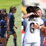 Universidad de Chile y Colo Colo juegan este miércoles el Superclásico del fútbol femenino