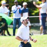 Cristóbal del Solar subió al puesto 15 del Puerto Plata Open