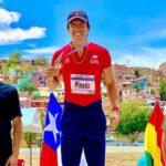Macarena Reyes y Daniel Pineda ganaron medallas de oro en Bolivia