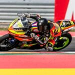Isis Carreño largará tercera en el Campeonato Nacional de Motociclismo de Velocidad