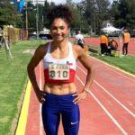 Macarena Reyes ganó medalla de plata en Quito
