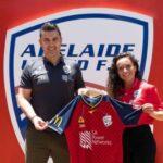 María José Rojas firmó por el Adelaide United