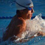 Mariano Lazzerini logró un nuevo récord nacional de 100 metros pecho