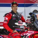 José Ignacio Cornejo llegó a Arabia Saudita para disputar el Dakar 2021