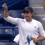Nicolás Massú y Alexa Guarachi fueron nominados a los premios anuales del tenis mundial