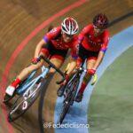 Ciclismo chileno sumó dos nuevas medallas en Cali