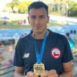 Team Chile de Atletismo realiza una gran actuación en los GP de Uruguay