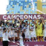 Santiago Morning se coronó tricampeón del fútbol femenino nacional
