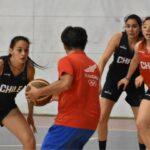 La U17 del básquetbol femenino cerró la temporada 2020
