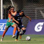 Universidad de Chile goleó a Cobresal en una nueva fecha del fútbol femenino