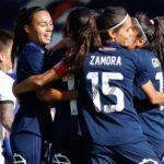 Universidad de Chile se quedó con el Superclásico del fútbol femenino