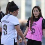 Vanessa Arauz, entrenadora de Colo Colo Femenino, fue despedida
