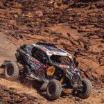 """""""Chaleco"""" López gana la tercera etapa y se mantiene como líder en el Dakar"""