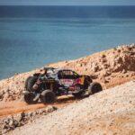 """Chaleco"" López gana la novena etapa y vuelve a ser líder en el Dakar"