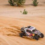 """""""Chaleco"""" López se acerca al título en el Dakar"""