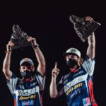 """""""Chaleco"""" López logró su segundo título en el Dakar"""