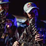 """""""Chaleco"""" López y Juan Pablo Latrach llegaron a Chile tras su título en el Dakar"""