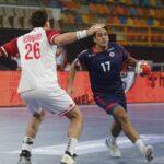 Chile cayó en los minutos finales ante Austria en el Mundial de Handball