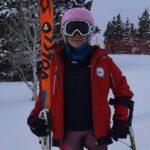 Esquiadora paralímpica Claudia Hernández gana dos medallas en Estados Unidos