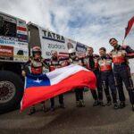 Ignacio Casale será piloto oficial del equipo Tatra Buggyra Racing