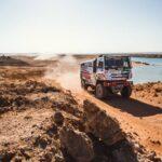 Fallas mecánicas complicaron a Ignacio Casale en la novena etapa del Dakar