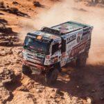Ignacio Casale logra su mejor resultado en camiones tras terminar quinto
