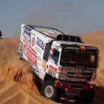 Ignacio Casale fue noveno en la tercera etapa del Dakar