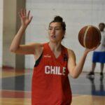 Valentina Monzó estudiará y jugará en Estados Unidos
