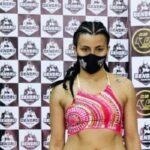 Iris Puschel debutó en el boxeo profesional con un triunfo