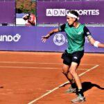 Alejandro Tabilo se despidió del Masters 1000 de Miami en la primera ronda