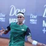 Alejandro Tabilo cayó en la ronda final de la qualy en Ginebra