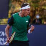 Alejandro Tabilo debutó con un triunfo en República Checa