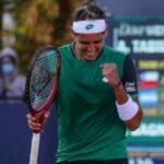 Alejandro Tabilo avanzó a la segunda ronda en Zagreb