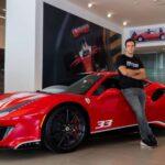 Benjamín Hites será piloto del Team Rinaldi Racing para el GT World Challenge Europa 2021
