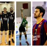 Seleccionados nacionales destacan en el vóleibol argentino y europeo