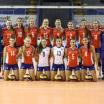 La Selección Nacional Femenina de Vóleibol cuenta con siete jugadoras en Estados Unidos